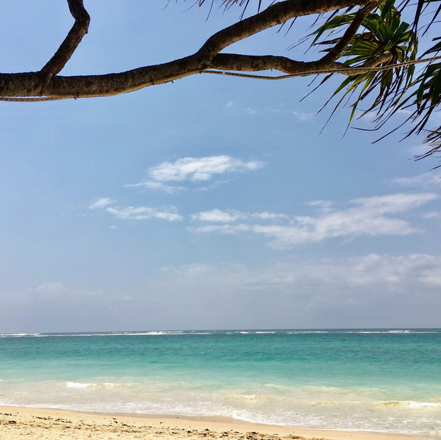 Diani Beach, Kenya - July 2019