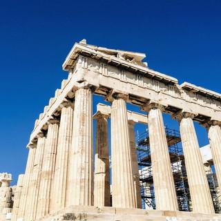 Athens, Greece - October, 2019