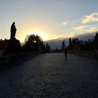 Prague, Czech Republic - September 2018