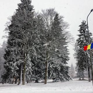 Translyvania, Romania - December 2018