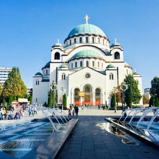 Belgrade, Serbia - November 2018