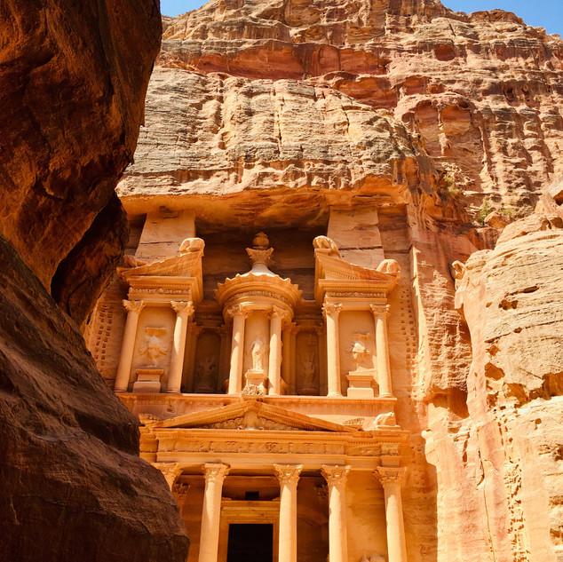 Petra, Jordan - September 2019