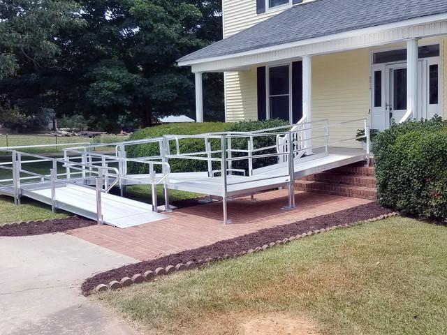 Modular Residential Ramp