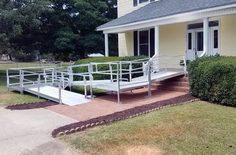 Residential Modular Ramp