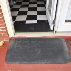TRR Threshold Ramp Rubber
