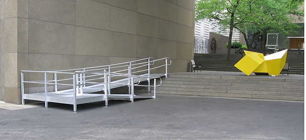 Commercial Ramp - Museum