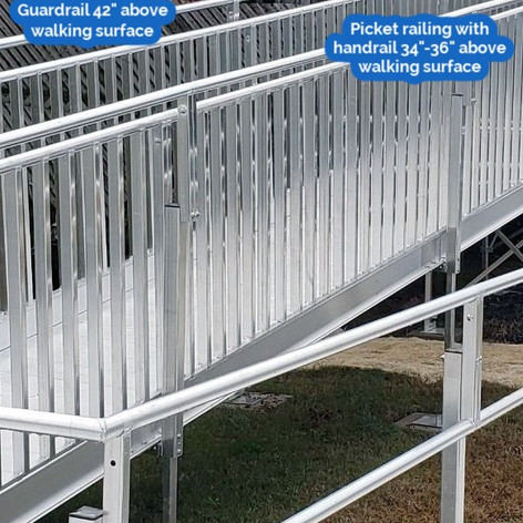Guardrails- Picket- ADA