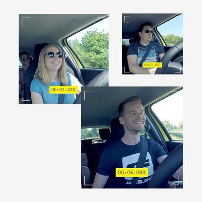 Test de Suzuki Swit campagne
