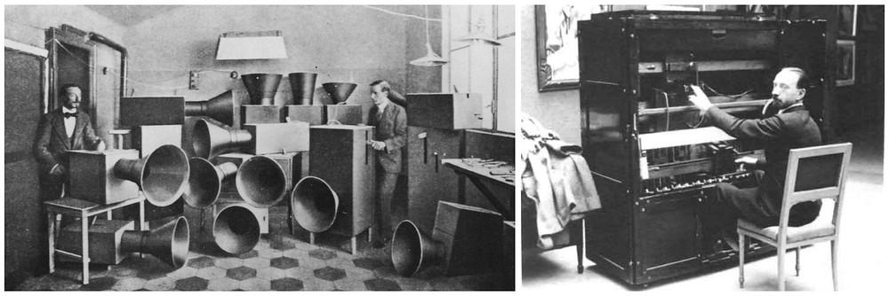 Art of Noise - Luigi Russolo