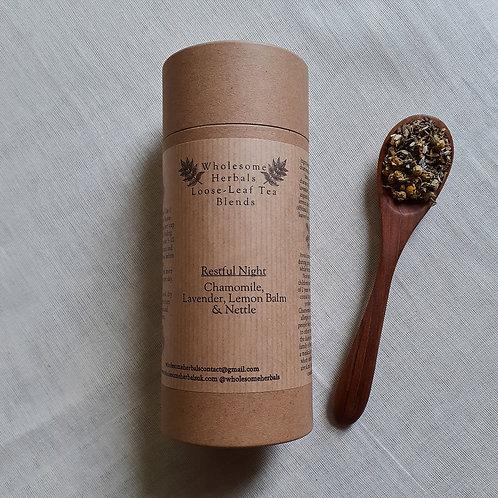 Restful Night Herbal Tea Blend