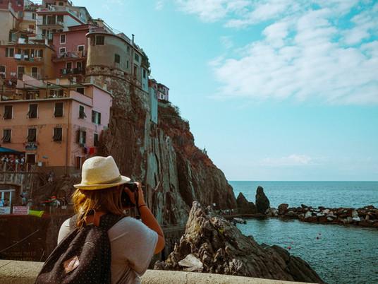 Mediterranean Cruise Visual Journal