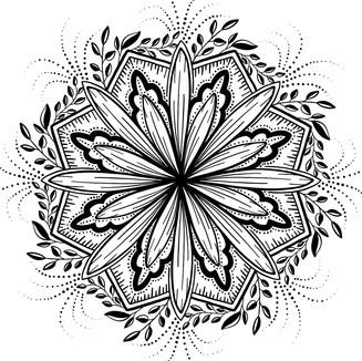 Radial Flora
