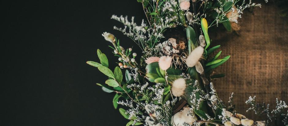 Floralista Spring Wreath Workshop & Farmer's Market Picnic