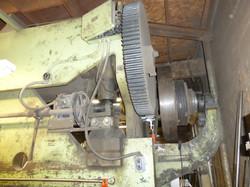 Press Brake Flywheel Bearing Repair