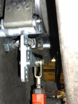 Flywheel Brake Adjustment