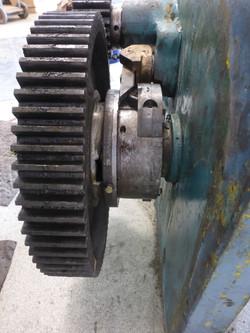 Shear Clutch Brake