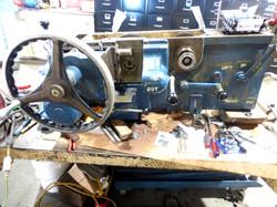 KURAKI Engine Lathe Cross Feed Screw