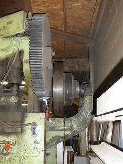 Press Brake Flywheel Bearing Noise
