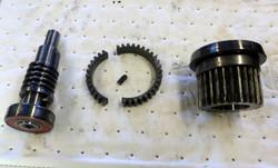 YUASA Lathe Obsolete Parts Duplicate