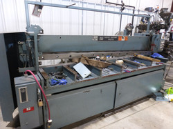 Pexto Shear Blade Gap Setting