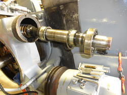 Shear Gearbox Bearing Replacement