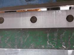 Shear Blade Gapping