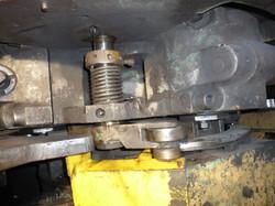 Model KFRM 400 Repairs In Process