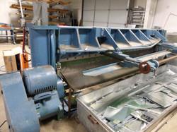 Wysong Shear Back Gauge Repairs