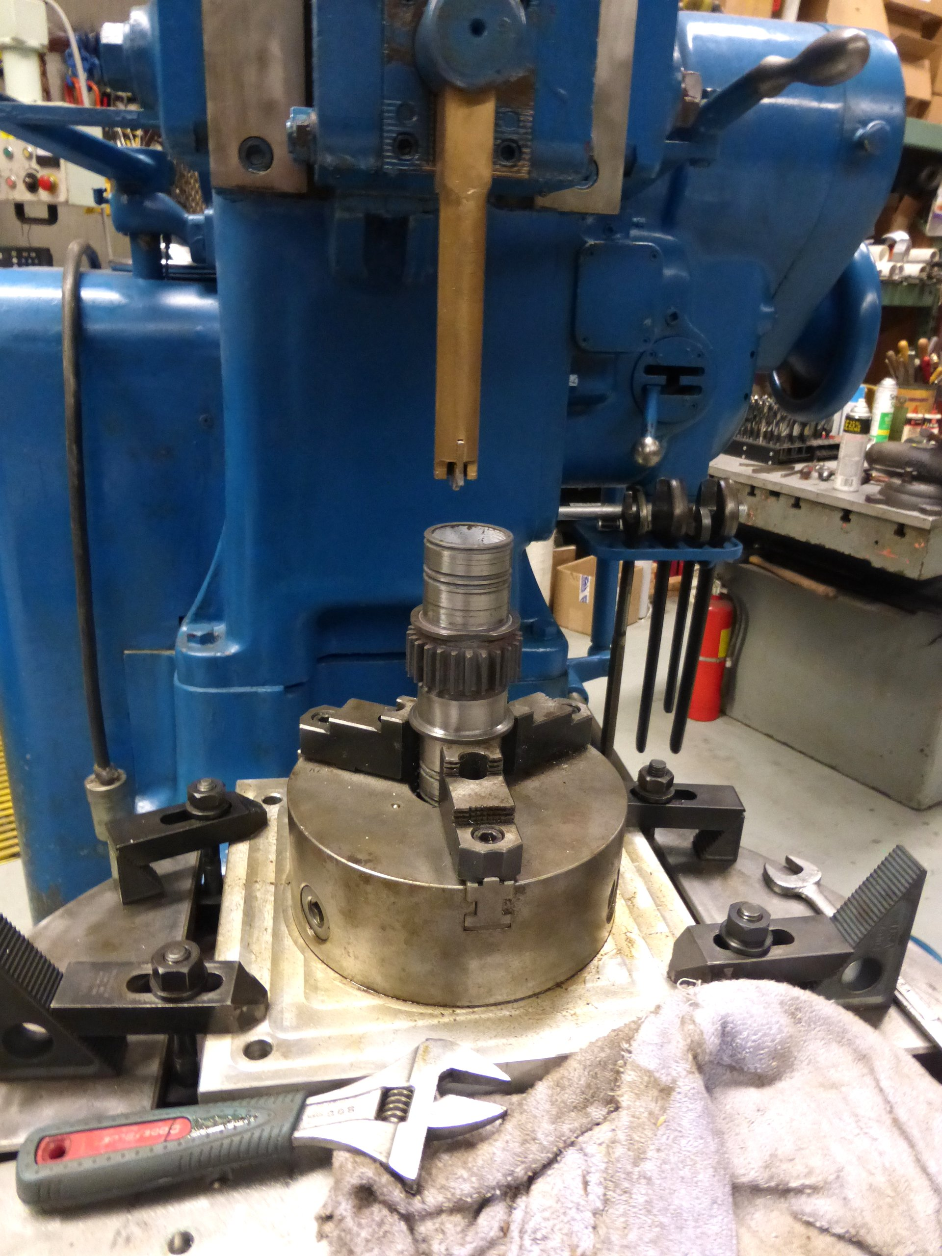 LeBlond Lathe Feed Rod Drive Gear