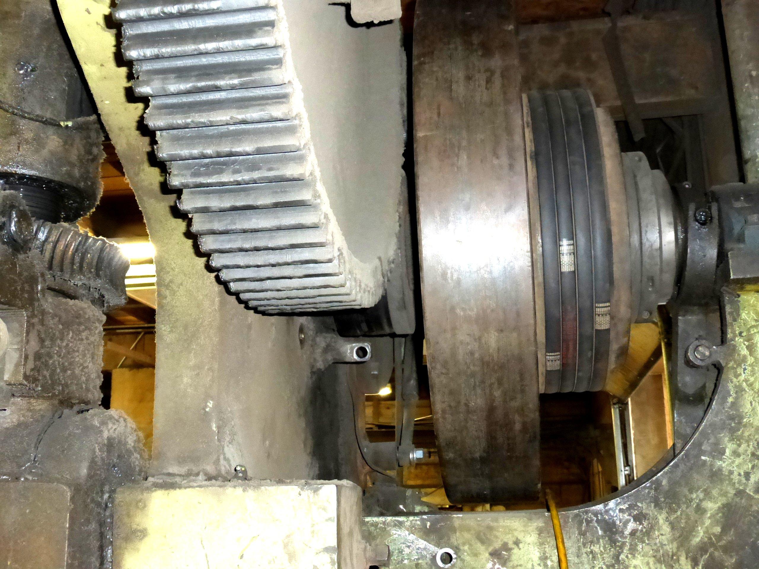 Press Brake Clutch-- Brake