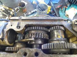 TUDA Lathe Carriage Interlock Repair