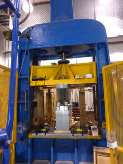 Chambersburg Drop Hammer Rod Packing