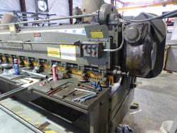 Cincinnati Shear Clutch Brake Adjust
