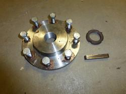 Shear Flywheel Nut