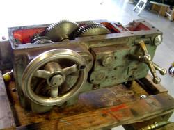 LeBlond Lathe Carriage Repairs