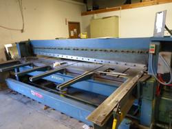 Wysong Shear Blade Gap Setting