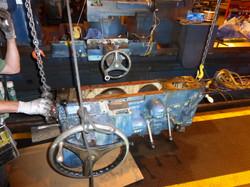 Springfield Lathe Carriage Repairs