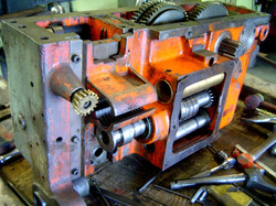 Repair Service For Lathe Carriage