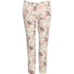 Alberto Anja-C Summer Blossom 7/8 Trouser