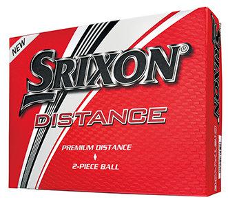 Srixon Distance Golf Balls 1 Dozen (12 Balls)