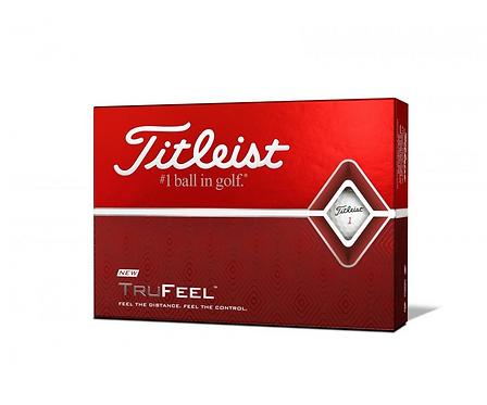 Titleist TruFeel Golf Balls 1 Dozen (12 Balls)