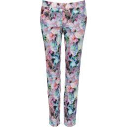Alberto Mona-L Flower Trouser