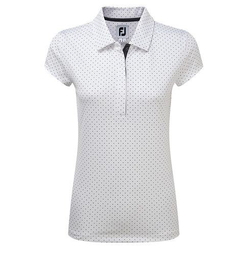 FootJoy FJ Smooth Pique Polo