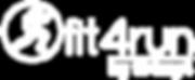 Copy of Fit4Run Logo White Transparent.p