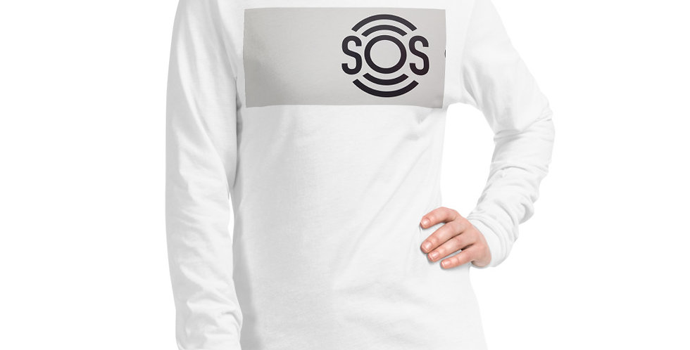 S.O.S Long Sleeve Tee