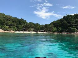 Diving at d'lagoon