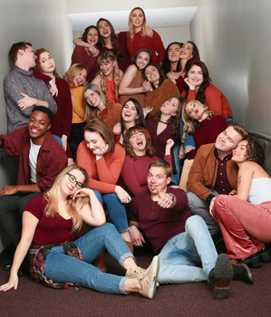 Shenandoah Conservatory Musical Theatre Class of 2020