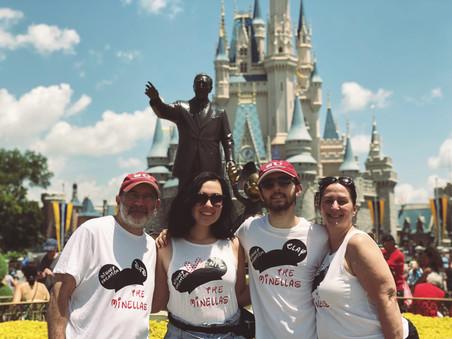 The Minellas take Disney 2019