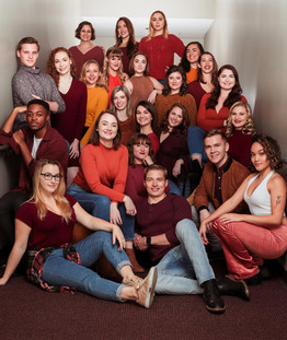 Shenandoah Conservatory's Musical Theatre Class of 2020