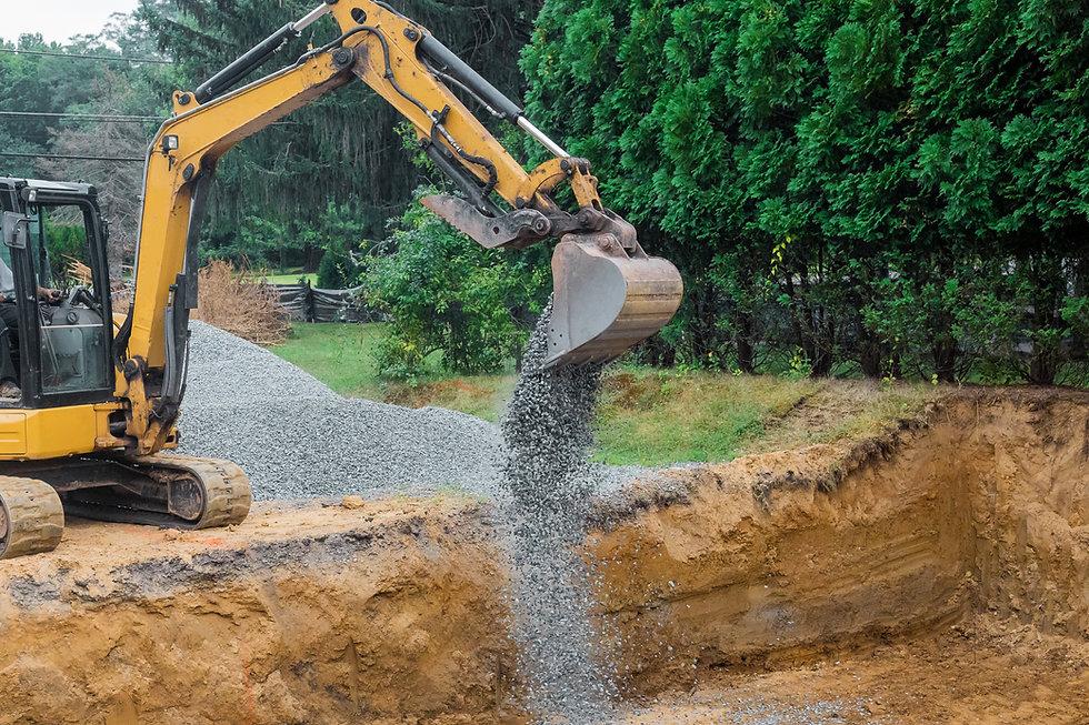 yellow-excavator-bucket-shovel-moving-st